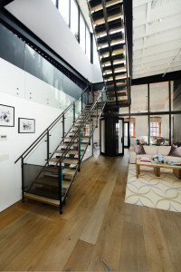 Manhattan Warehouse Loft Apartment