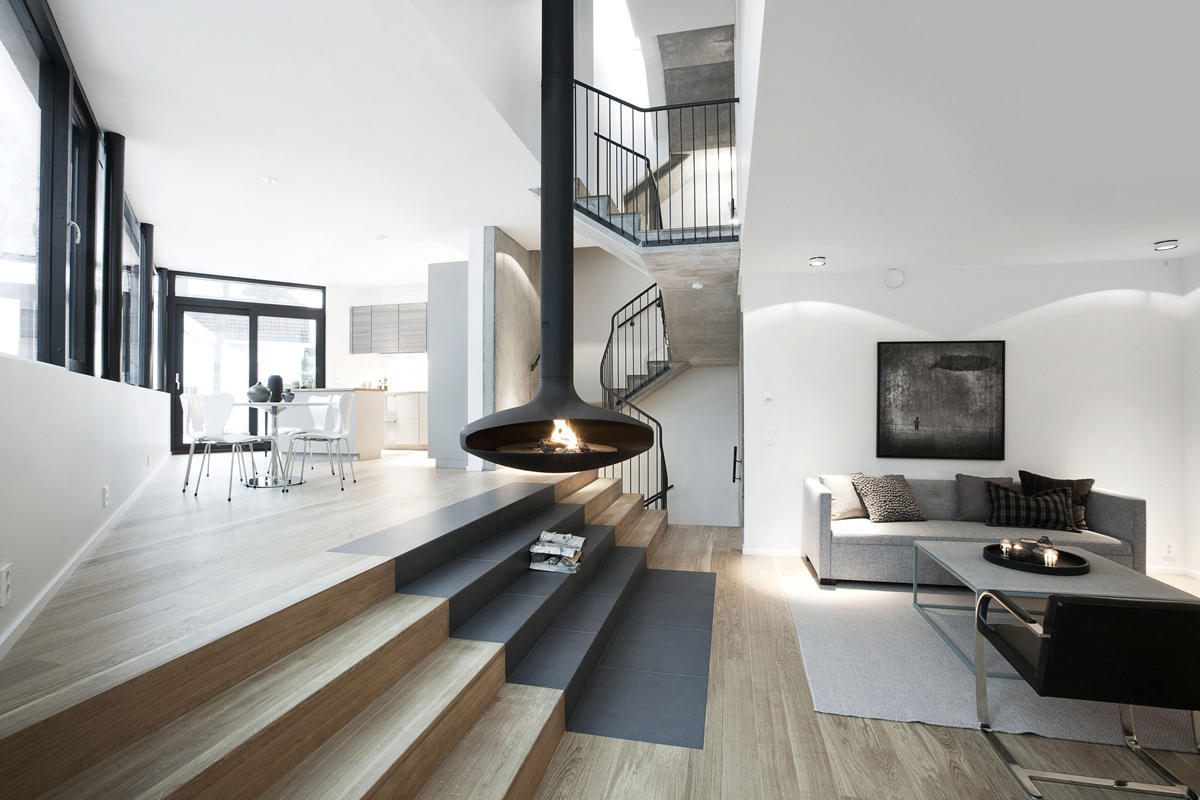 Modern Home in Oslo