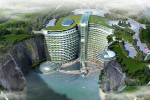 Groundscraper-Hotel-Songjiang-China