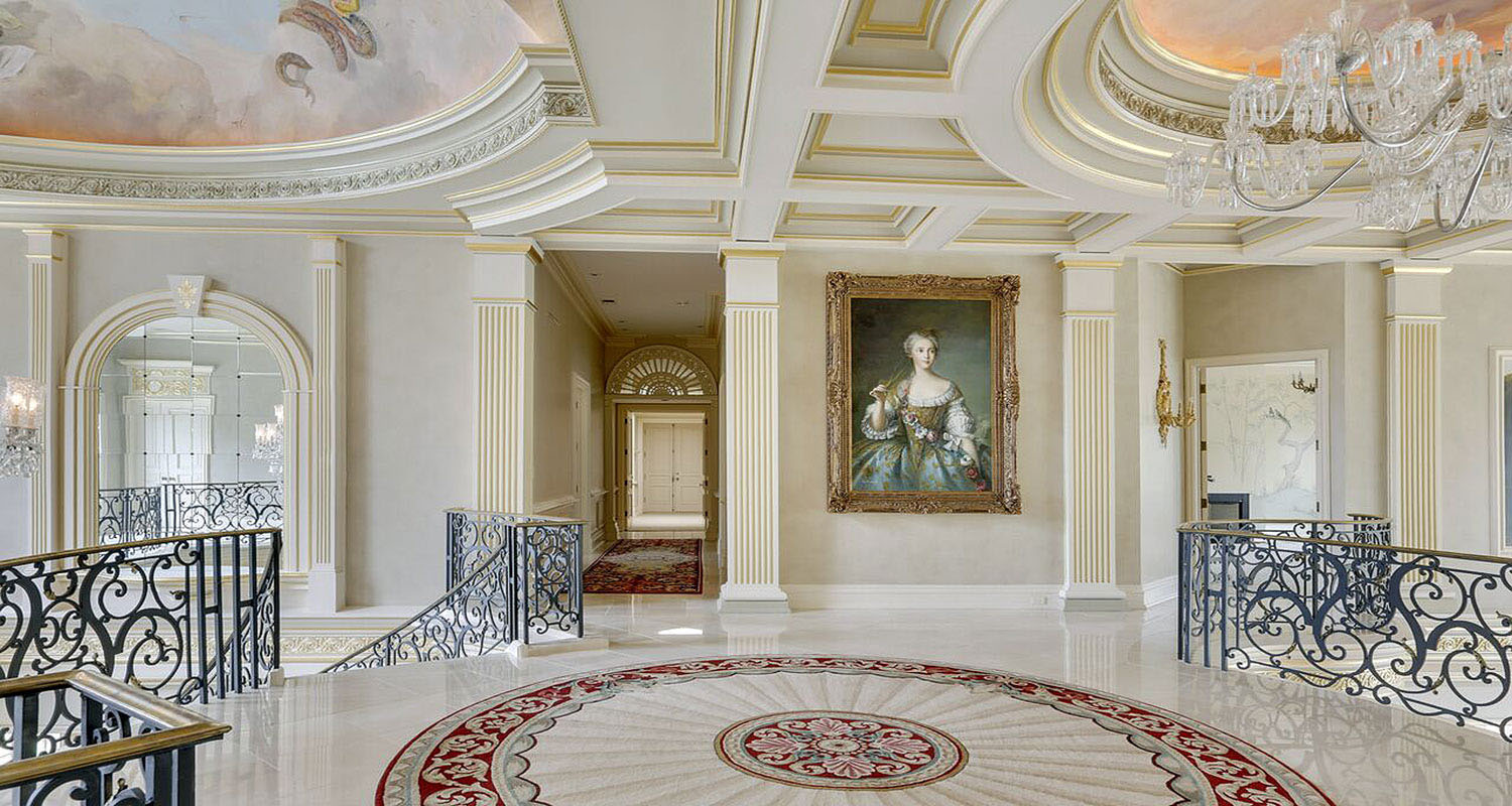 Auctions In Alabama >> Guitar House: A Mega Mansion In Alabama Inspired By European Castles | iDesignArch | Interior ...