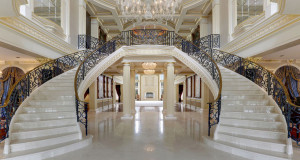 Stunning Luxury Grand Staircase