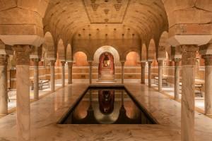 Mediterranean Turkish Bath in Mansion