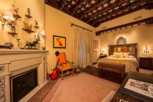 Spanish Bull Fighting Themed Bedroom