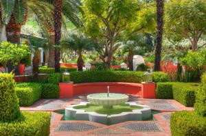 Moorish-Inspired Gardens