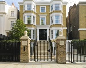 Luxury Home on Hamilton Terrace in St. John's Wood
