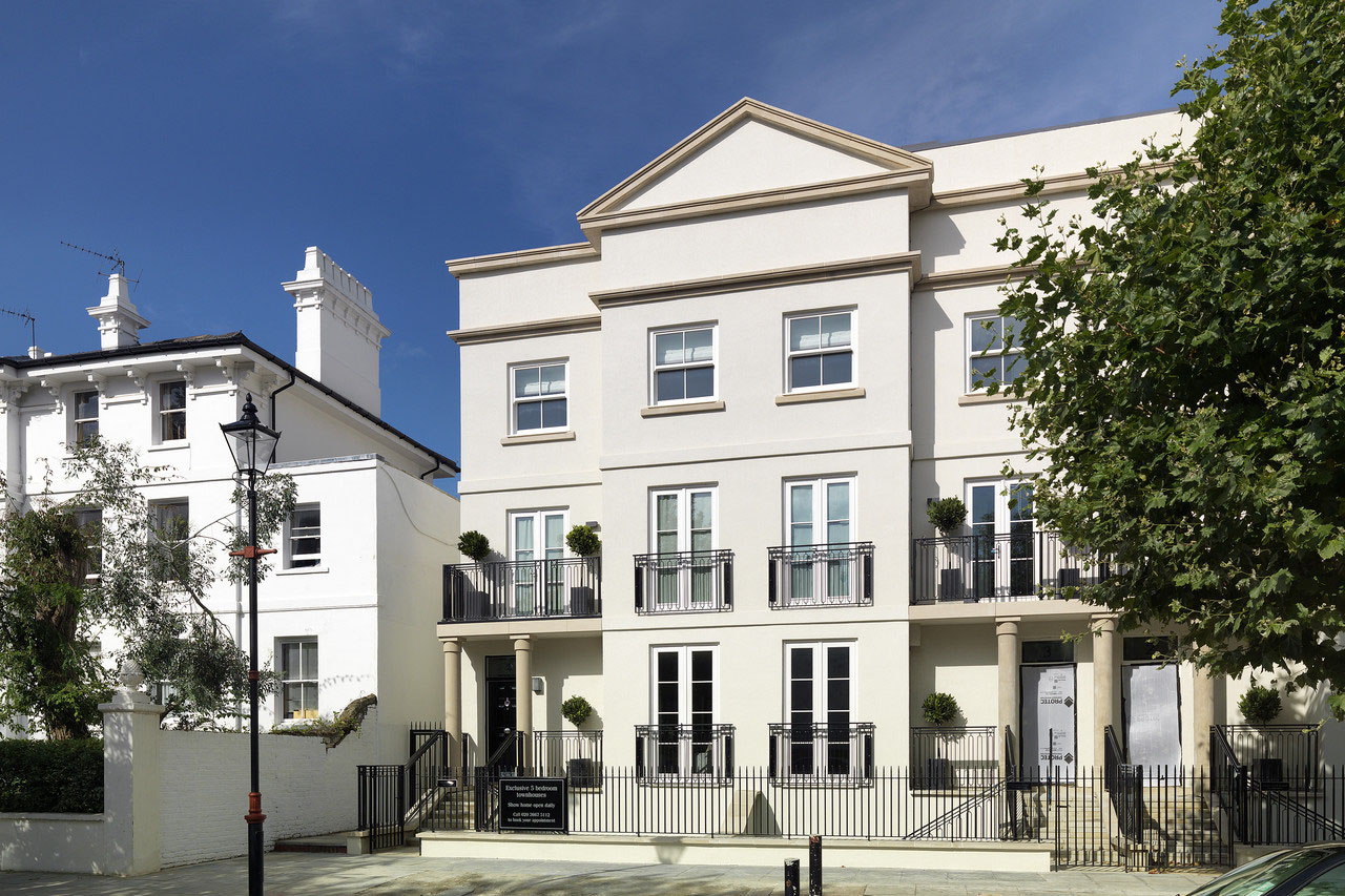 Hammersmith London Townhouse 1