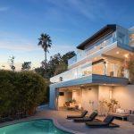 Inside Harry Styles' Modern Los Angeles Villa Above Sunset Strip