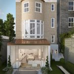 Traditional Style New Built Villa in Notting Hill with Classical Architecture