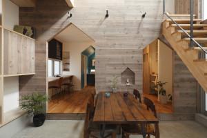 Japanese Home Modern Wood Interior Decor