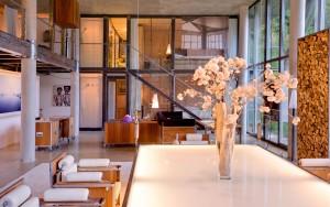 Modern Loft with Glass Walls