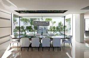 Modern Luxury Home Dining Room