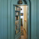 Hidden Door Bookshelf