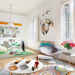 Colourful Hip Apartment In 19th Century Building