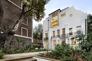 Renovated Holland Park House