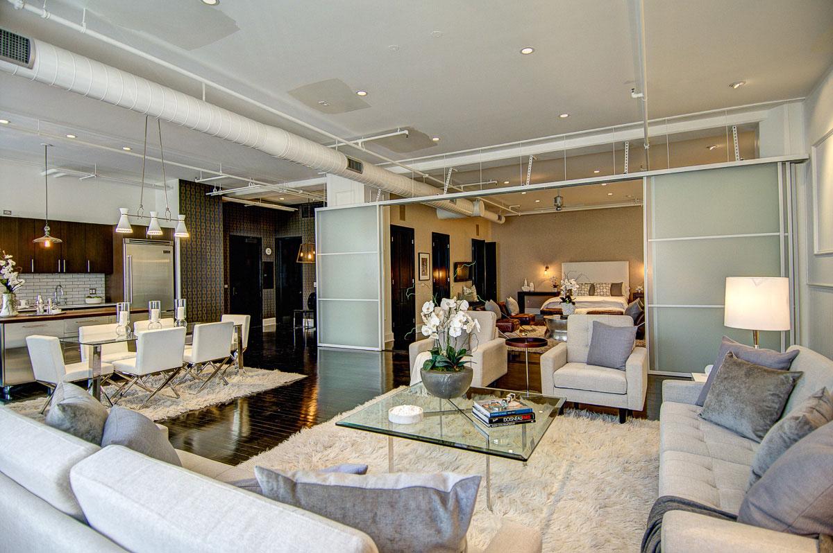 Luxury Hollywood Loft Apartment