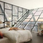 Unique Ski Jump Glass Penthouse With Panoramic Views Of Oslo
