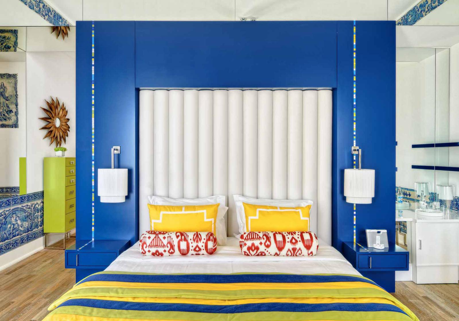 Elegant Modern Hotel Interior Design by Graça Viterbo