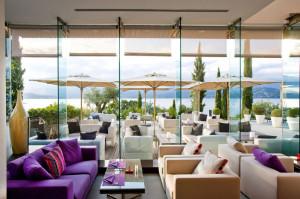 Modern Mediterranean Hotel Resort