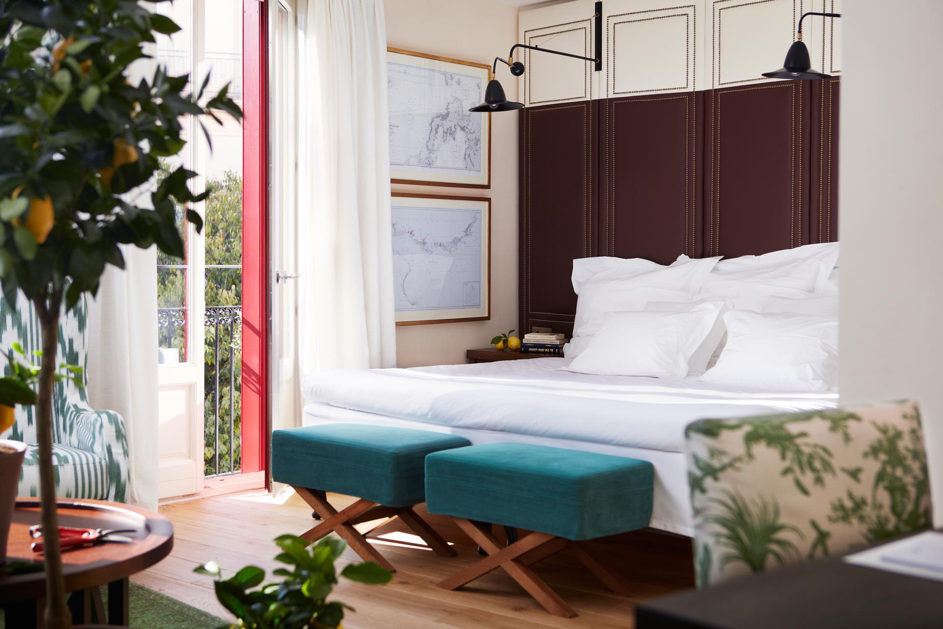 Palma Hotel Guest Room