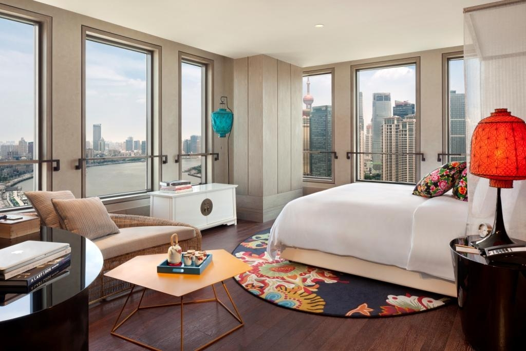 Hotel Indigo Shanghai A Fusion Of Ancient And Modern