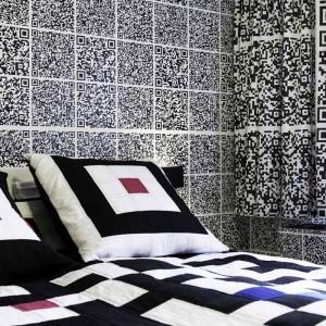 QR codes wallpaper