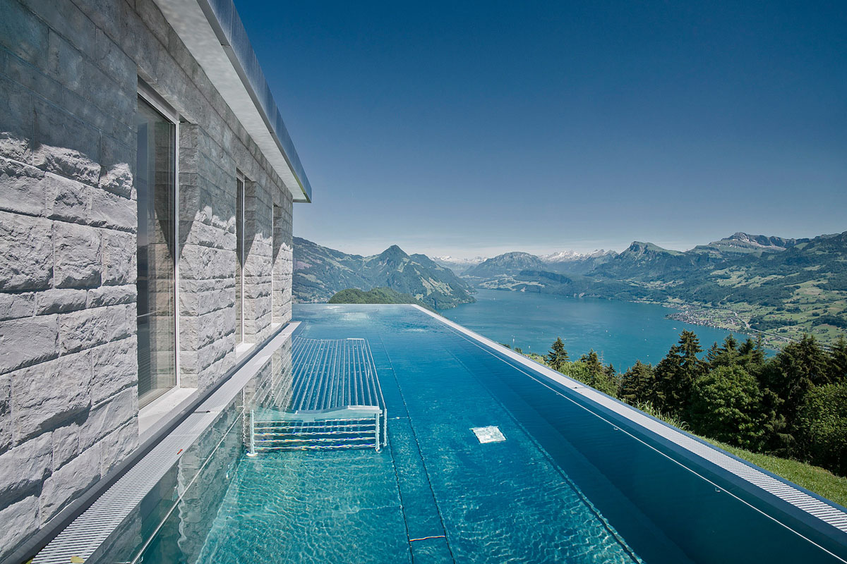 Lake Lucerne Luxury Mountain Retreat