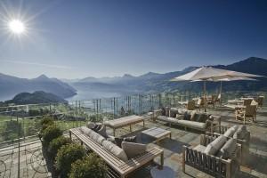 Lake Lucerne Mountain Terrace