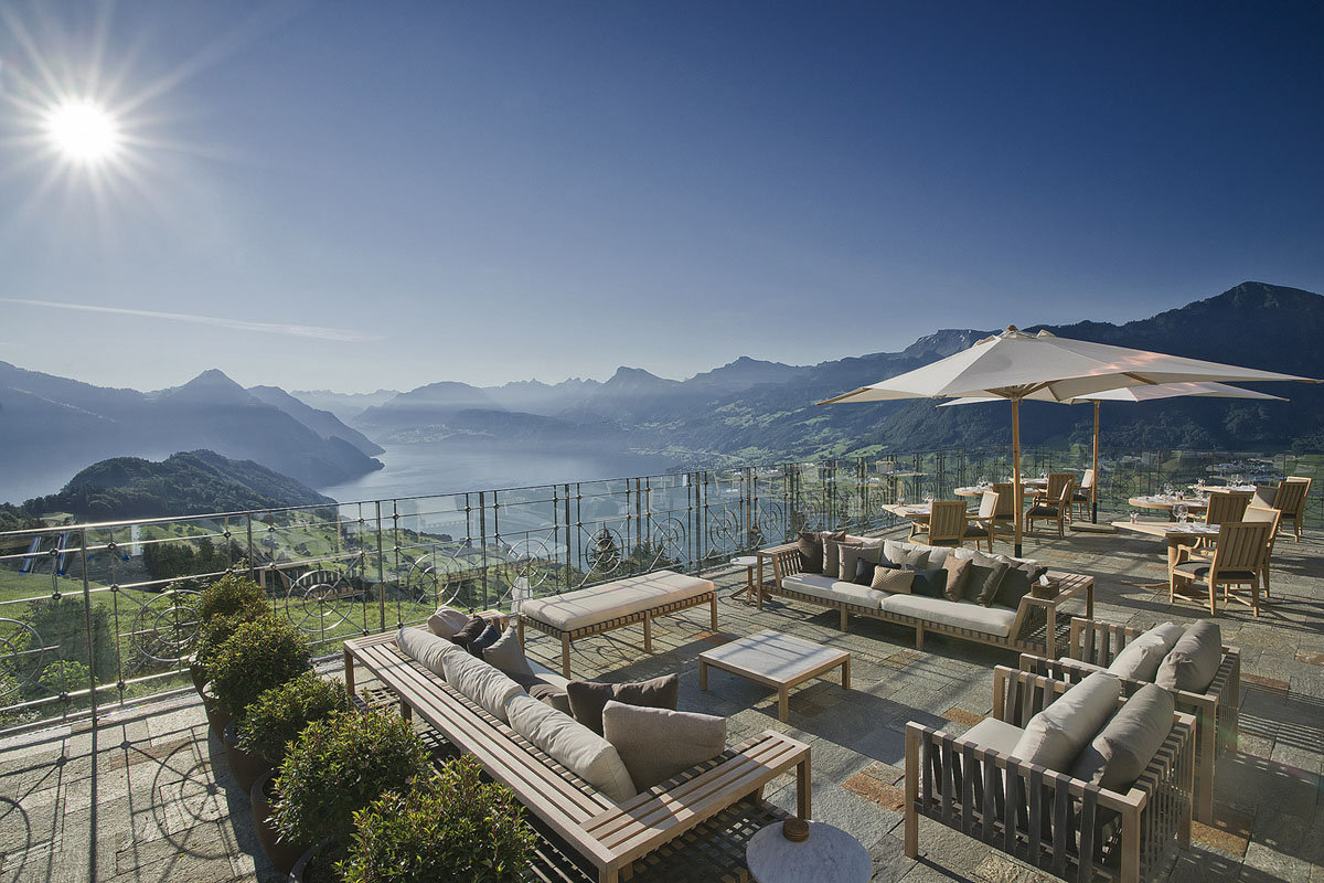 Lake Lucerne Mountain Terrace