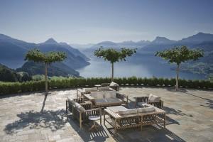 Lake Lucerne Mountain Villa