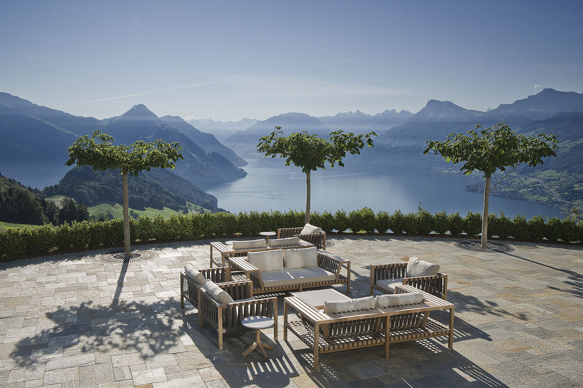 Lake Lucerne Mountain Villa
