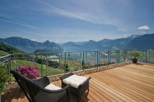 Mountain Villa in Switzerland