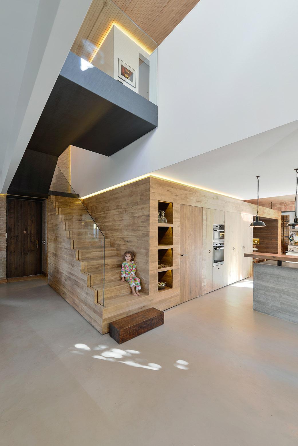 A Dream House Design That Bridges Historic And Contemporary Elements ...