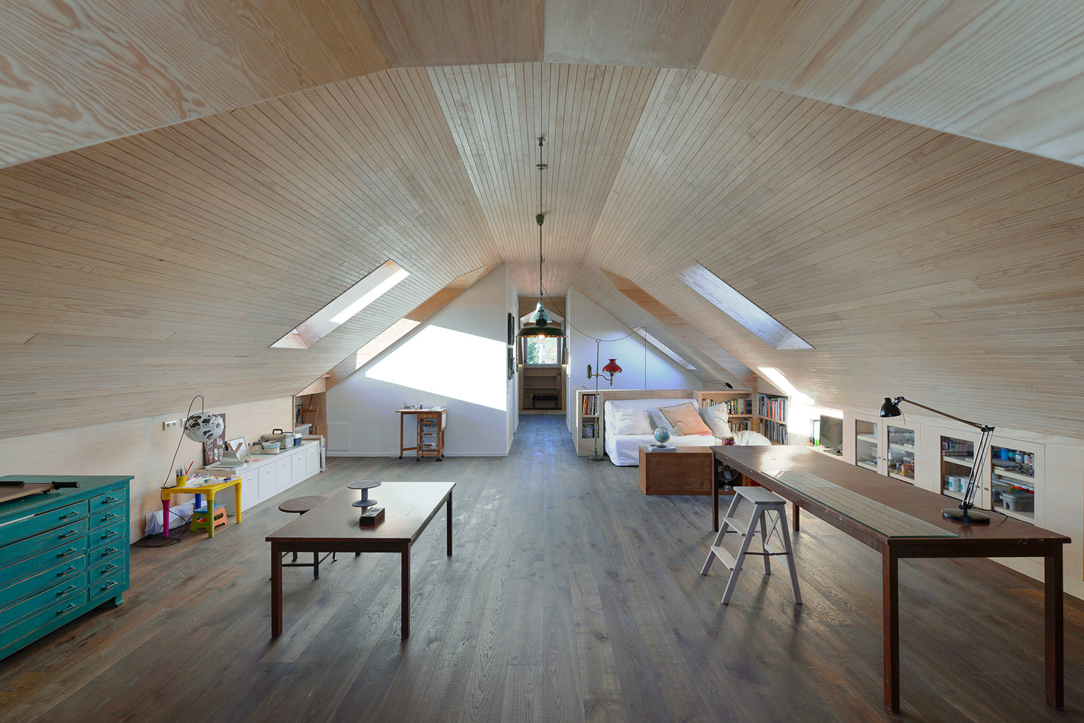Attic Workshop