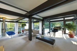 Modern Prefabricated Home Luxury Interior