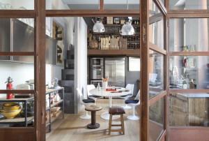 Stylish Contemporary Italian Kitchen