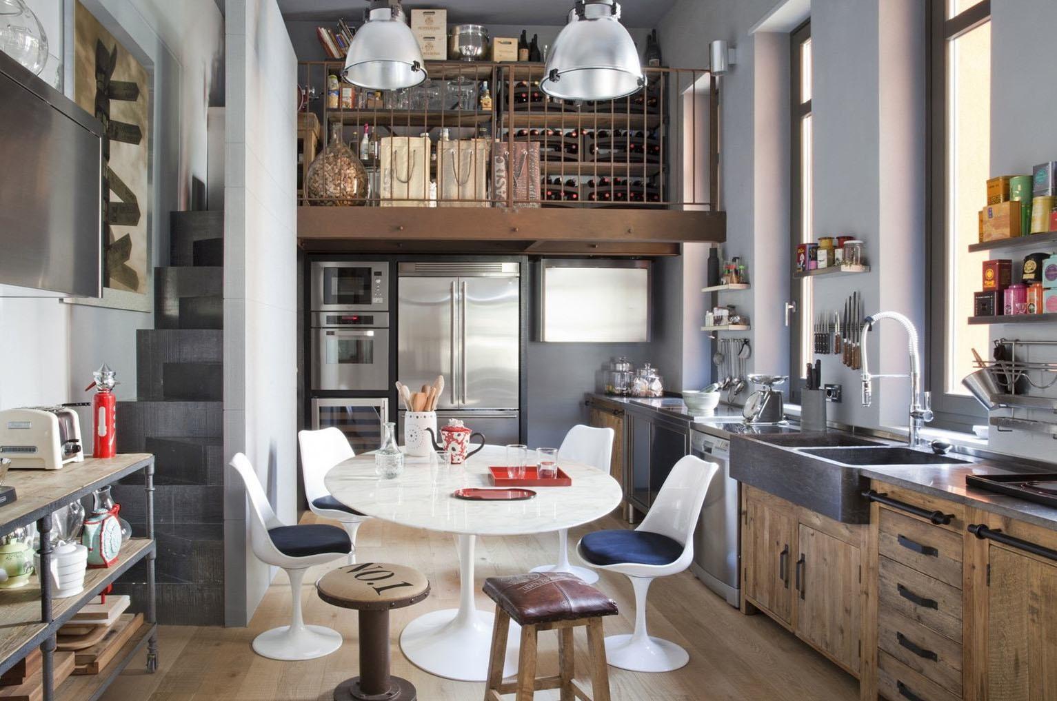 Italian Modern Designer Kitchen