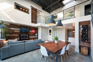 Cool Loft Apartment