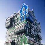 Inntel Hotel Amsterdam Zaandam – A Real Life Gingerbread House