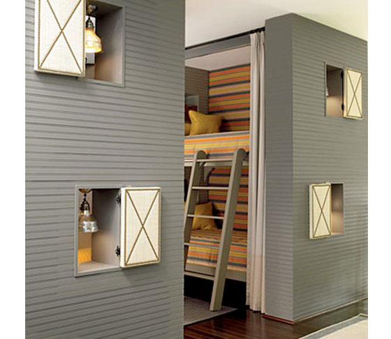 Inspiring Bunk Bed Room Ideas