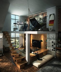 Stylish Loft Apartment