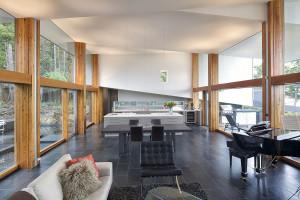 Beautiful West Coast Style Modern Home Interior
