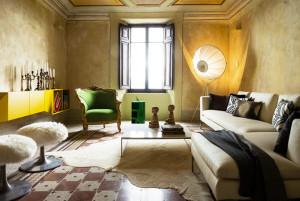 Contemporary Baroque Interior Decor