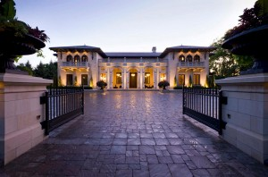 Luxury Italianate Style Mansion with Classical Tuscan Columns