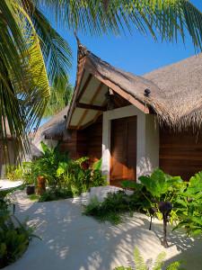 Tropical Island Villa