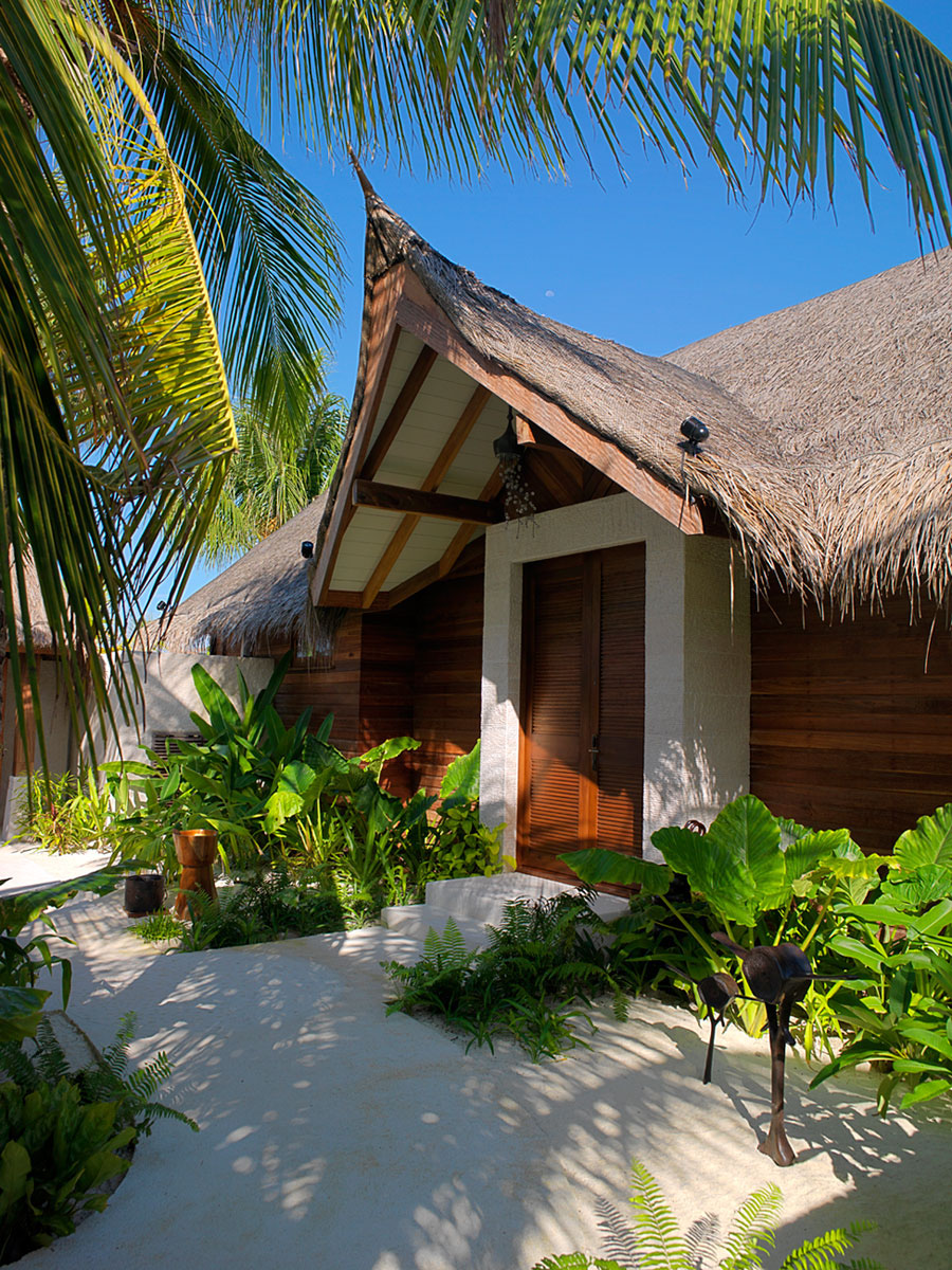 Jumeirah Vittaveli Resort Maldives Beach Villas