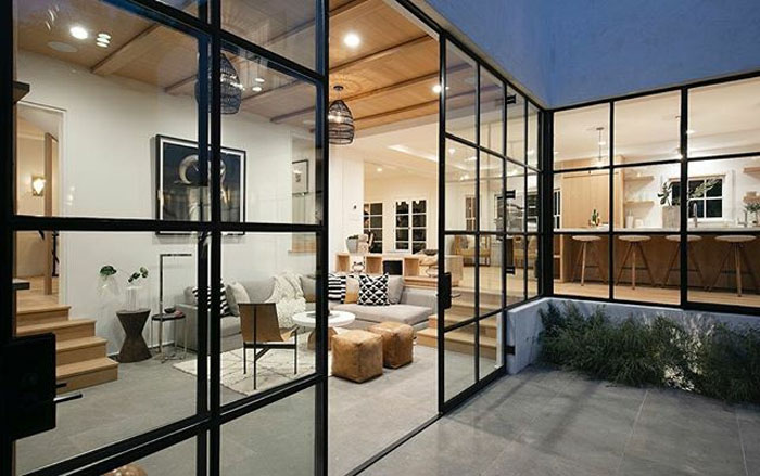 Inside Justin Bieber And Hailey Baldwin S New House In Beverly Hills Idesignarch Interior