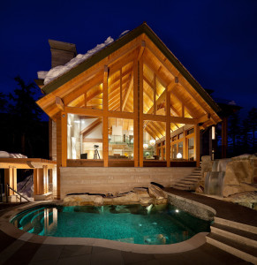 Whistler Luxury Home with Swimming Pool