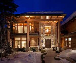 Luxury Mountain Chalet