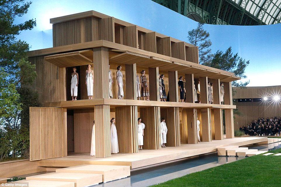 Chanel Creates Eco Friendly Minimalist Life Size Doll