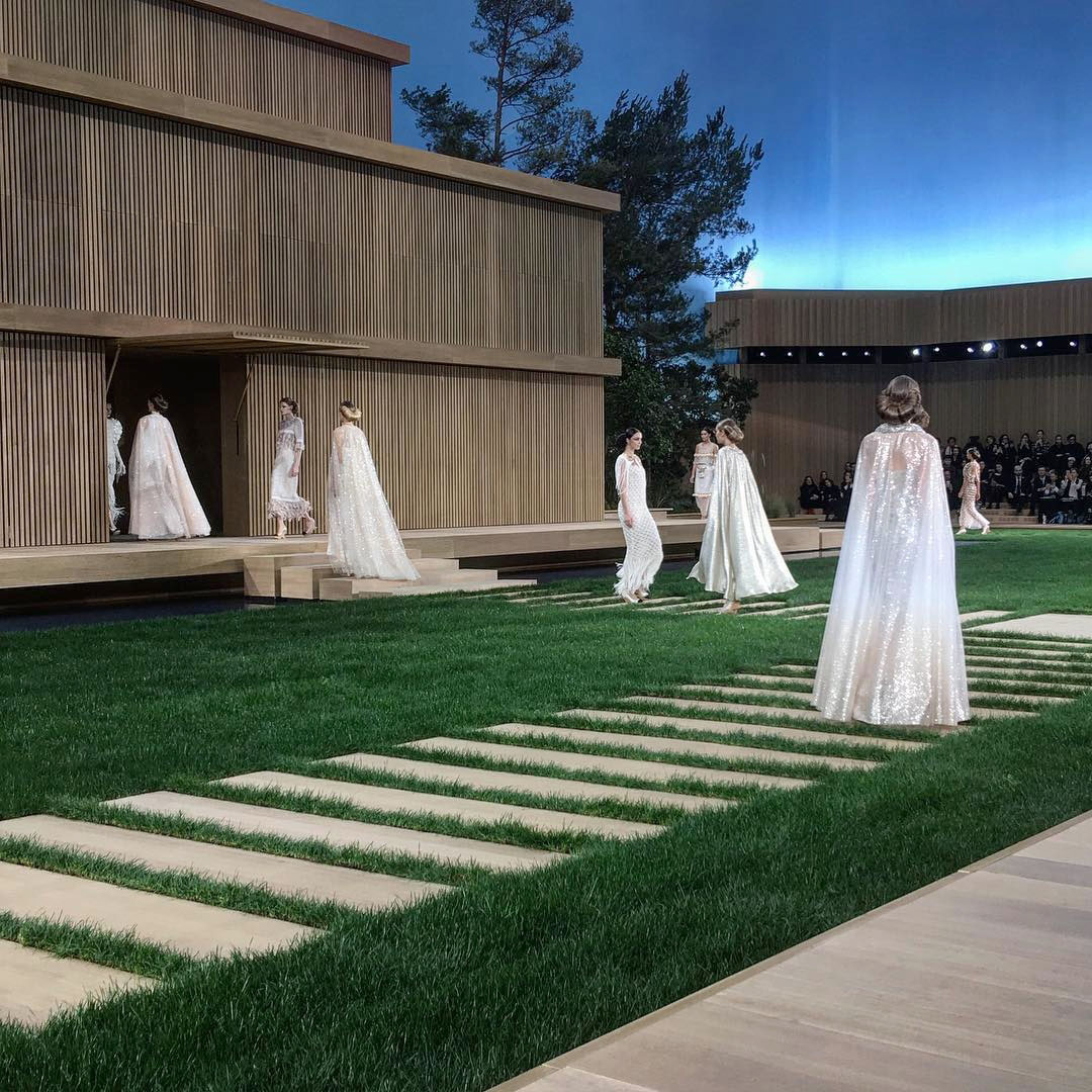 CHANEL Creates Eco Friendly Minimalist Life Size Doll